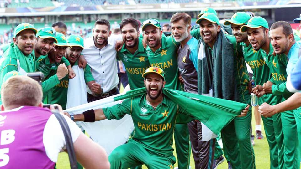 Champions Trophy win: Pakistan players to get Rs 13.5