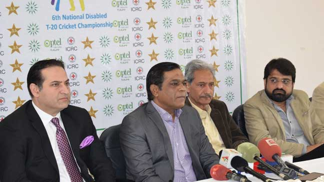 Four Nation Disabled Cricket Tournament will be held in Pakistan