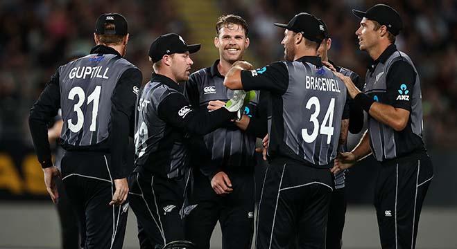 Bracewell, Kuggeleijn set up New Zealand's win
