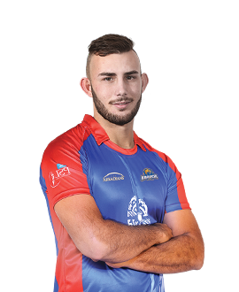 Aaron Summers Karachi Kings Bowler