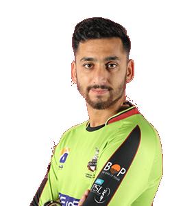 Agha Salman Lahore Qalandars Season 4 All-Rounder