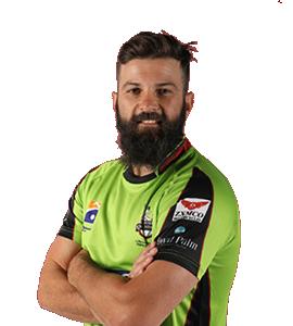 Anton Devcich Lahore Qalandars Season 4 All-rounder