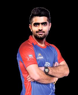 Babar Azam Karachi Kings Batsman
