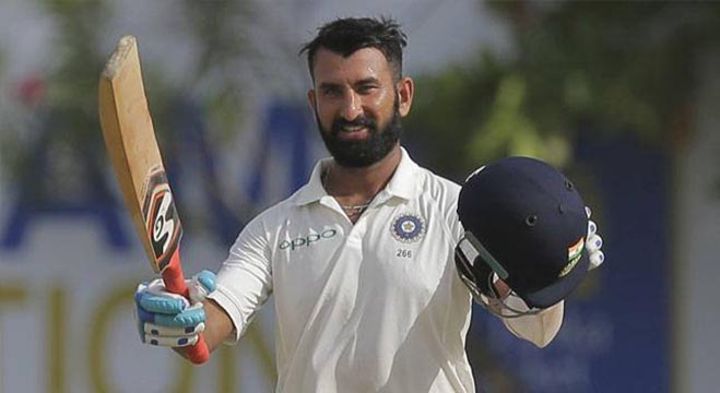 Test specialist Pujara brushes off advertisers' snubs