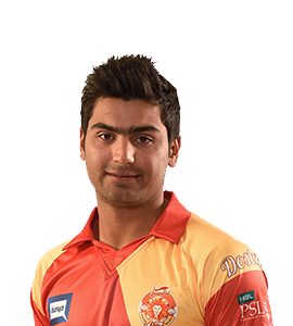 Hussain Talat Islamabad United All-Rounder Season 4