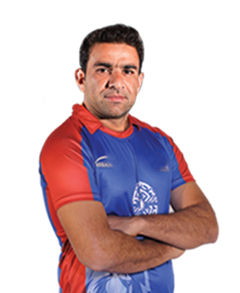 Iftikhar Ahmed Karachi Kings All-rounder
