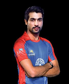 Muhammad Amir Karachi Kings Bowler