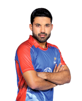 Mohammad Rizwan Karachi Kings Wicket Keeper