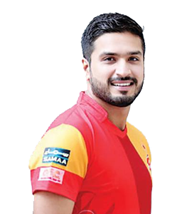 Rumman Raees Bowler Islamabad United Season 4