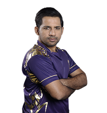 Sarfaraz Ahmed Quetta Gladiators Squad Season 4 Captain and Wicket Keeper