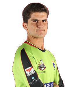 Shaheen Afridi Lahore Qalandars Season 4 Bowler