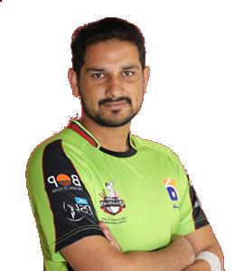 Sohail Akhtar Lahore Qalandars Season 4 All-rounder