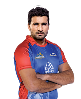 Sohail Khan Karachi Kings Bowler