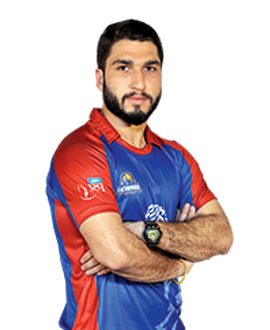 Usman Khan Karachi Kings Bowler