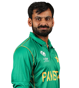 Mohammad Hafeez Lahore Qalandars Season 4 Team Captain and All-Rounder