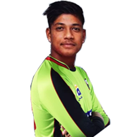 Sandeep Lamichhane Lahore Qalandars Season 4 Bowler