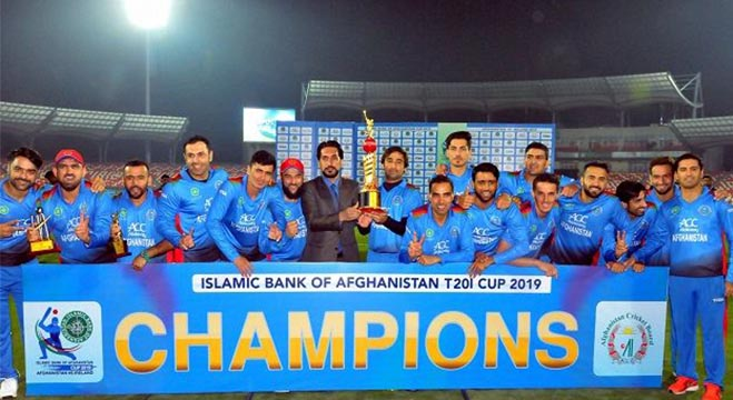 Rashid Khan hat-trick seals Afghanistan T20 sweep against Ireland