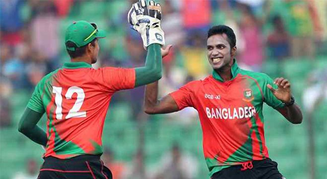 Bangladesh call up uncapped fast bowler for New Zealand