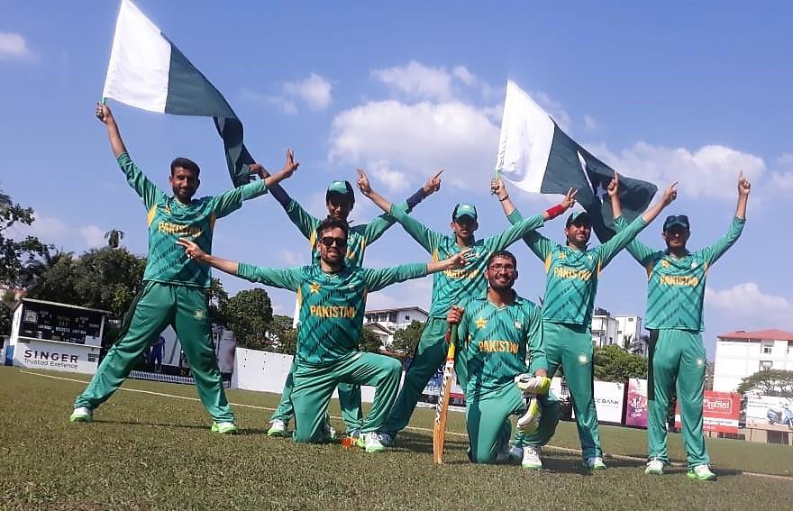 Blink Cricket Series: Pakistan won 1st ODI vs Sri Lanka - ScoreLine