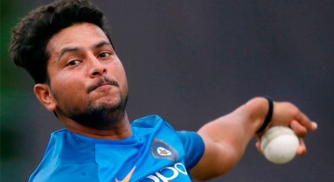 Kuldeep Yadav Reaches New High In T20I Rankings