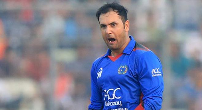 Nabi stars as Afghanistan beat Ireland in first T20