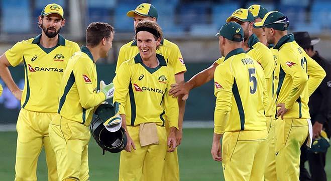 Australia whitewash Pakistan 5-0 despite Haris hundred