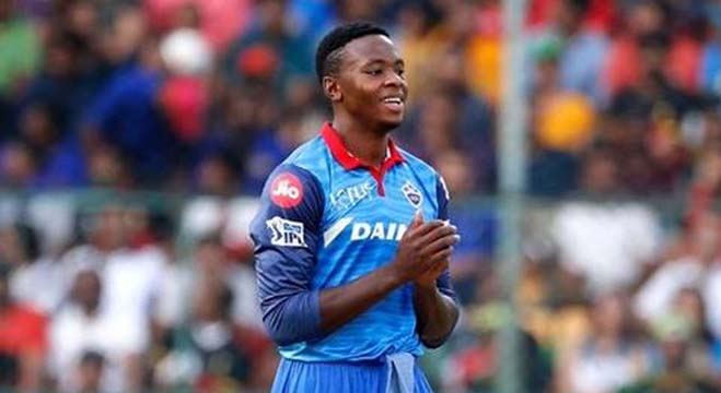 Rabada out of IPL over 'back niggle'