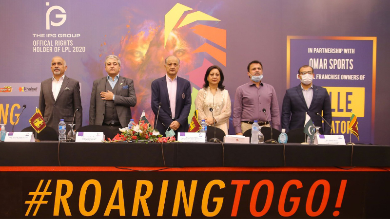 Pakistan To Be Part Of Lanka Premier League
