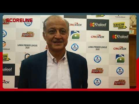 Nadeem Omar said about Galle Gladiators